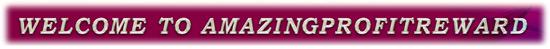 amazingprofitreward banner Amazing Profit Reward Sistemi ile yatırımınıza %200 Garanti Kazanç Fırsatı