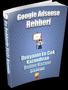 google adsense rehberi seti Google Adsense Rehberi ile ayda 5000$ kazanmak mümkün müdür?