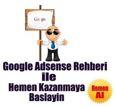 google adsense rehberi Google Adsense Rehberi ile ayda 5000$ kazanmak mümkün müdür?