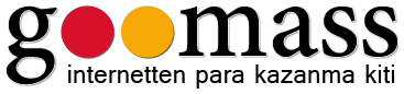 goomass logo 2013 yılı Affiliate ve Network Yılı çok para kazandıracak