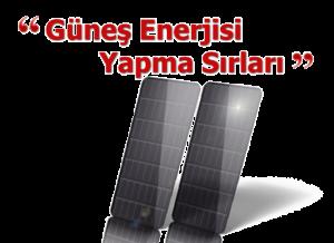 solar enerji tasarrufu 300x218 Güneş Enerji Panelini evinizde nasıl yaparsınız?