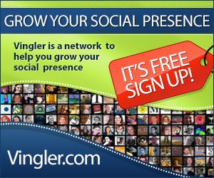 vingler banner Vingler ile Facebook Sayfanıza Hem Üye Çekin Hemde Para Kazanın